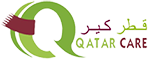 Qatar Care logo